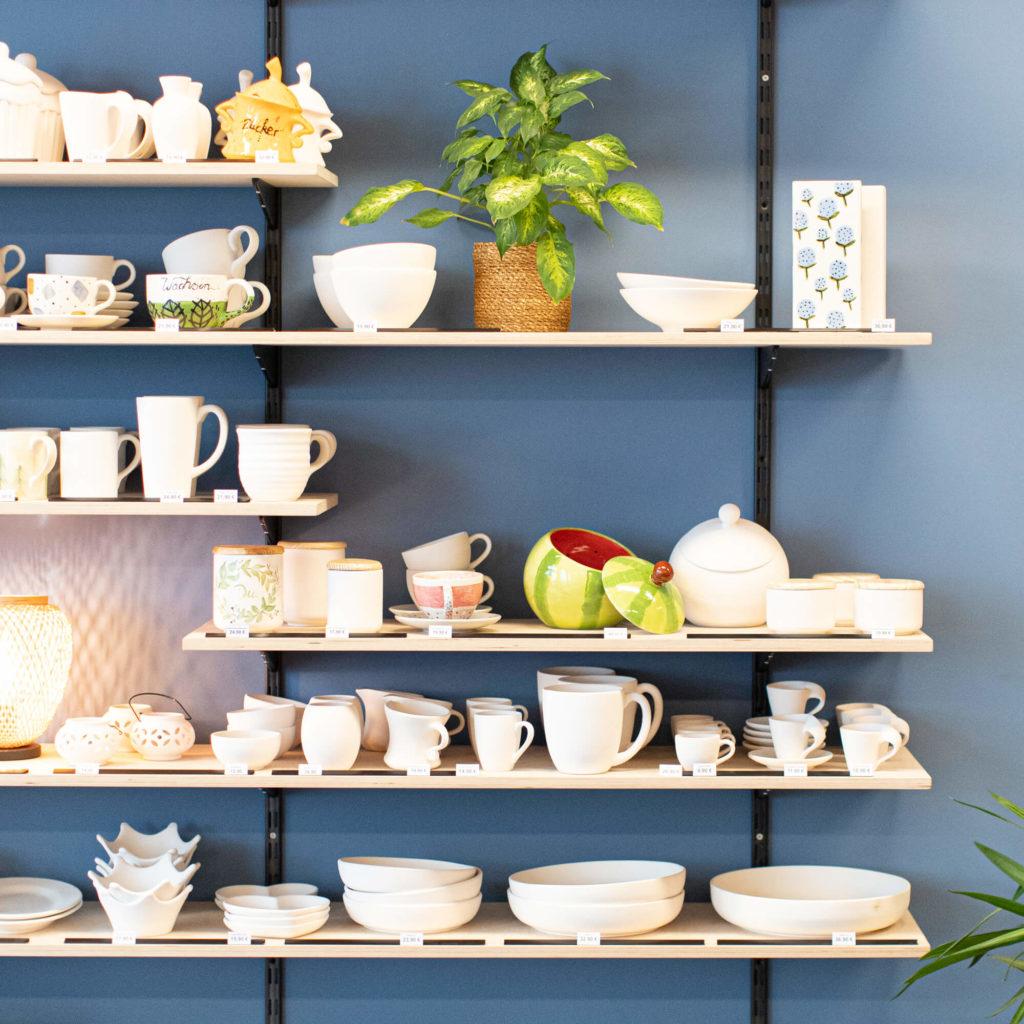 Keramik bemalen zu hause